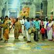 La Puja, Tempio Sri Ekambaranathar di Kanchipuram
