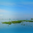 Vembanad lake, Kerala backwaters
