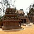 Five rathas,Nakula Sahadeva ratha, Mamallapuram