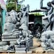 Negozi di scultori di granito, Mamallapuram