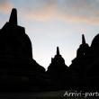 Borobudur, Giava