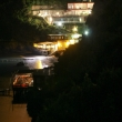 Baia di Cartaromana dalla terrazza dell'albergo