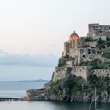 Castello Aragonese dalla terrazza dell'albergo