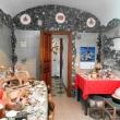 Casa nel tufo - cucina