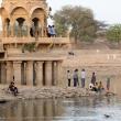 Lago di Gadsisar, Jaisalmer