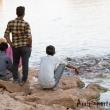 Presso il lago di Gadsisar, Jaisalmer
