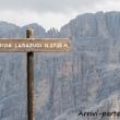 Indicazione sul Lagazuoi, Veneto