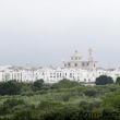 Vista panoramica di Locorotondo, Puglia