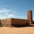 Vecchia moschea nello Ksar, Ouadane