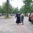 Preti a San Sergio, Mosca