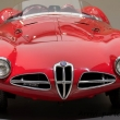 1900 C52 DISCO VOLANTE al Museo dell'Alfa Romeo, Arese