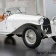 6C-1750-GRAN-SPORT al Museo dell'Alfa Romeo, Arese