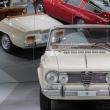 Alfa Giulia al Museo dell'Alfa Romeo, Arese