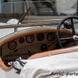 Cruscotto della 6C-1750-GRAN-SPORT al Museo dell'Alfa Romeo, Arese