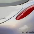 Fanale posteriore della Nuvola al Museo dell'Alfa Romeo, Arese