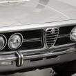Frontale dell'Alfetta al Museo dell'Alfa Romeo, Arese