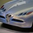 Frontale della Nuvola al Museo dell'Alfa Romeo, Arese