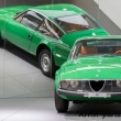 GT 1600 JUNIOR Z al Museo dell'Alfa Romeo, Arese