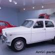 Giulietta TI al Museo dell'Alfa Romeo, Arese