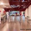 Ingresso del Museo dell'Alfa Romeo, Arese
