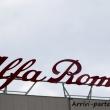 Insegna al Museo dell'Alfa Romeo, Arese