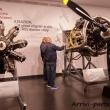 Motori di aeroplani al Museo dell'Alfa Romeo, Arese