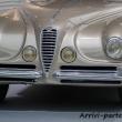 """Parte anteriore della 6C 2500 SUPER SPORT """"VILLA D'ESTE""""al Museo dell'Alfa Romeo, Arese"""