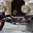 Parte anteriore della A.L.F.A. 4060 HP AERODINAMICA al Museo dell'Alfa Romeo, Arese