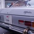 Parte posteriore ALFETTA al Museo dell'Alfa Romeo, Arese