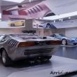Parte posteriore dell'IGUANA al Museo dell'Alfa Romeo, Arese