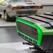 Parte posteriore della Carabo al Museo dell'Alfa Romeo, Arese
