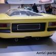 Posteriore della 33-2 SPECIALE al Museo dell'Alfa Romeo, Arese