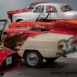 Serie di automobili d'epoca al Museo dell'Alfa Romeo, Arese