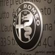 Stemma al Museo dell'Alfa Romeo, Arese