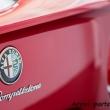Stemma della 8C al Museo dell'Alfa Romeo, Arese