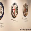 Stemmi al Museo dell'Alfa Romeo, Arese