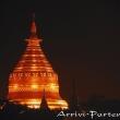Presso Bagan, Myanmar