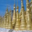 Stupa lago Inle, Myanmar