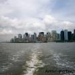 Vista di Manhattan, New York city