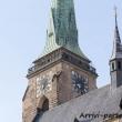 Torre della Cattedrale di Pilsen, Repubblica Ceca