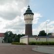 Torre della fabbrica della birra di Pilsen, Repubblica Ceca