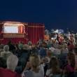 Spettacolo serale sul lungomare, Rimini