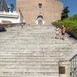 Scalinata della Basilica di Santa Maria in Aracoeli