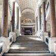 Scalinata presso i Musei Vaticani, Città del Vaticano