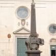 Statua dell'Elefante presso Piazza della Minerva, Roma