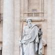Statua di San Pietro, Città del Vaticano