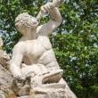 Statua presso Piazza del Popolo, Roma