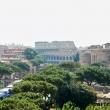Via dei Fori Imperiali vista dal Vittoriano, Roma