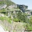 Escursionisti sul Sentiero degli Dei, Costiera Amalfitana