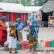 Donne al mercato, Tanzania